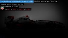 """Šiandien – """"McLaren"""" bolido pristatymas"""