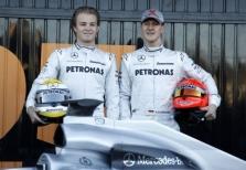 N. Rosbergas: M. Schumacheriui nenusileidau