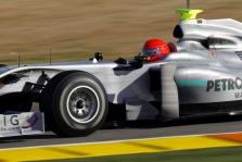 M. Schumacheris: jaučiuosi kaip 1991-aisiais