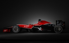 "Oficialiai pristatytas ""Virgin VR-01"""