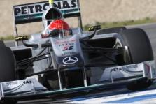 M. Schumacheris: turiu bolidą kovai dėl čempiono titulo