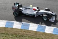 """Mercedes"" F-1 būtinos pergalės"