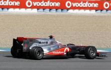 """McLaren"" sparnas bus patikrintas tik Bahreine"