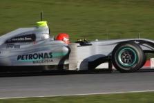 M. Schumacheris: dar kiek užrūdijęs
