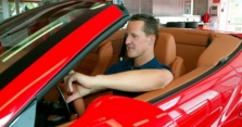 "M. Schumacherio akibrokštas ""Mercedes"" ekipai"
