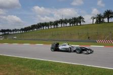 N. Rosbergas: trečia vieta – fantastiškas rezultatas