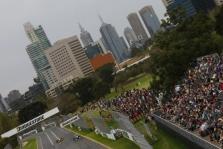 Australijoje raginama atsisakyti F-1 lenktynių