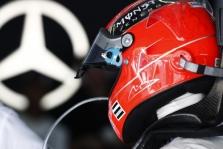 """""""Mercedes"""": M. Schumacheris nesiruošia visko mesti"""