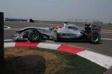 M. Schumacheris nusivylęs savo pasirodymu