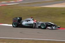 M. Schumacheris nusivylęs po nesėkmingo pasirodymo