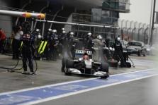 M. Schumacheriui – naujas bolidas