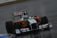 Vokietijos GP: penktadienio treniruotės Nr. 1