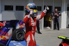 F. Alonso nusiteikęs optimistiškai