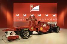 "Pristatytas ""Ferrari F150"""