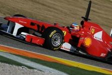F. Alonso džiaugiasi bolido patikimumu