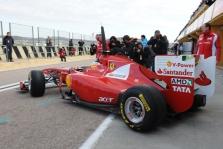 F. Alonso: sunku vertinti bolidą