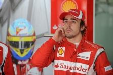 F. Alonso: avarija – lenktyninis incidentas