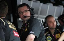 """E. Boullier Jereze dirbs su """"McLaren""""?"""