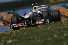 """""""Sauber"""" ruošia ženklius bolido atnaujinimus"""