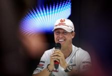 """M. Schumacheris – įtakingiausias žmogus """"Formulėje-1"""""""