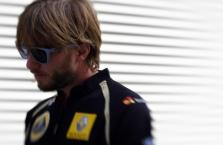 """Mercedes"" vietoje L. Hamiltono norėjo pasirinkti N. Heidfeldą"