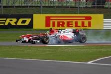 Per pusę šio F-1 sezono – daugiau lenkimų nei pernai
