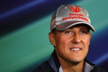 M. Schumacheriui bus atlikta dar viena kamieninių ląstelių transplantacija