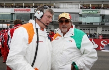 "O. Szafnauerį perša į naujus ""Force India"" vadovus"