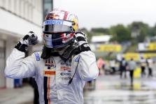 """<span style=""""background:#00adef; color:white; padding: 0 2px"""">GP2</span> Vengrija: sekmadienio lenktynės"""