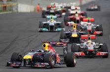 "FIA pakoregavo ""Formulės-1"" taisykles"