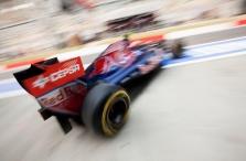 """Toro Rosso"" pristatymas – vasario 6 d."