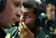 K. Chandhokas: lenktynių likimas turi spręstis trasoje