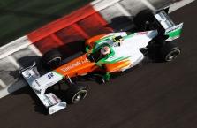 """Force India"" pristatymas – vasario 3 d."