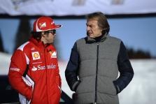 """L. di Montezemolo: F. Alonso charakteris - viena iš priežasčių, dėl kurios netapo čempionu su """"Ferrari"""""""