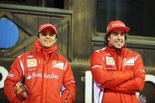 """F. Massa apie F. Alonso sugrįžimą: gali pasikartoti M. Schumacherio, """"Mercedes"""" situacija"""