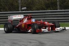 """F. Alonso: """"Ferrari"""" pasiruošę bet kokioms sąlygoms"""