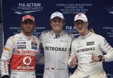 N. Rosbergas: vertinant talentą, L. Hamiltonas - geriausias iš visų