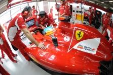 """""""Ferrari"""": būtinai turime pagerinti bolidą"""