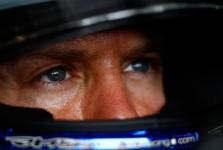S. Vettelis: bolidas važiuoja kaip važiavęs