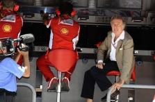 """""""Ferrari"""" prezidentas: """"Red Bull"""" greitis kelia didelį nerimą"""