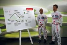 """Atskleistas """"Formulės-1"""" trasos Londone projektas"""
