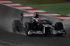 Vokietijos GP: penktadienio treniruotės Nr. 2