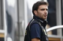 Oficialu: R. Grosjeaną laikinai pakeis J. d'Ambrosio