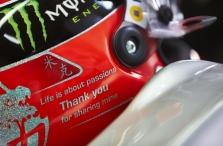 M. Schumacheris startuos kartingo lenktynėse