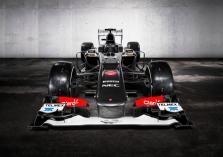 """""""Sauber"""": naujasis bolidas - didelis iššūkis"""