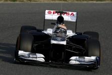 """P. Maldonado: naujasis """"Williams"""" – didelis žingsnis pirmyn"""