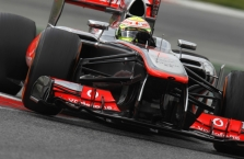 "S. Perezas: ""McLaren"" dar turi daug darbo"