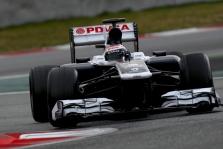 """V. Bottas: """"Williams"""" tikrai suprato problemų priežastis"""
