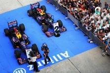 """""""Toro Rosso"""": uždrausti komandinę taktiką - beprasmiška"""