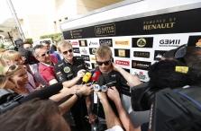 """K. Raikkonenas: """"Lotus"""" turi kur patobulėti"""